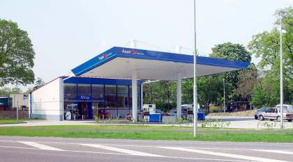 Ir Grootveld Architekt Consultant Gas Station Design In